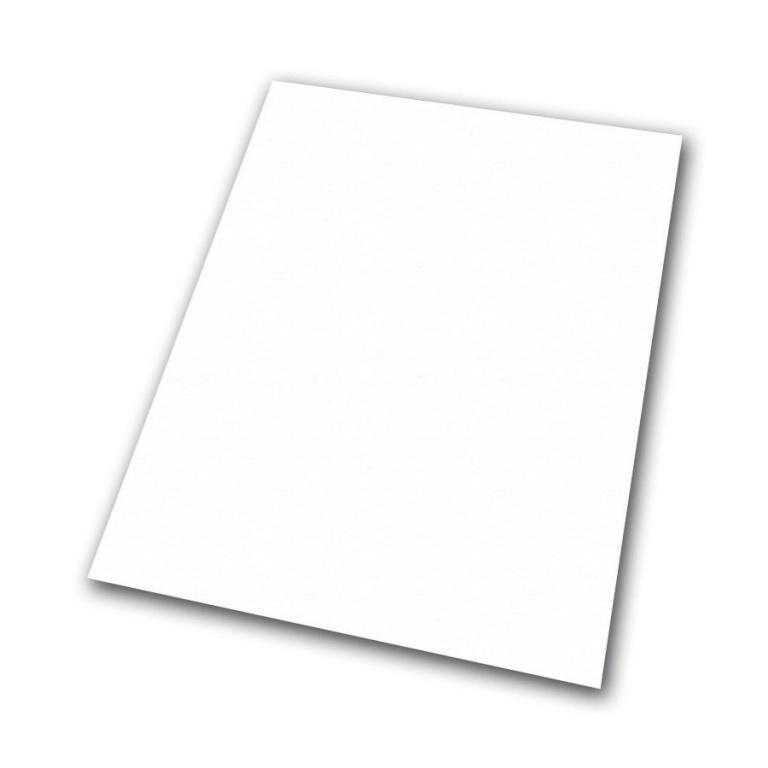 Cartulina Blanca 50X70 150GR.
