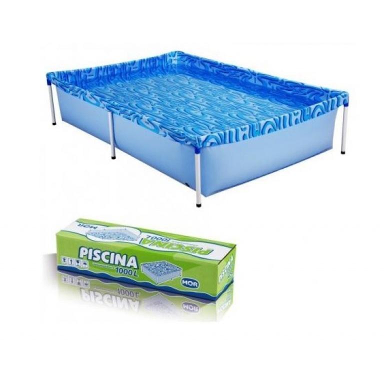 Mor Piscina 1000 Litros 189 X 126 X 42