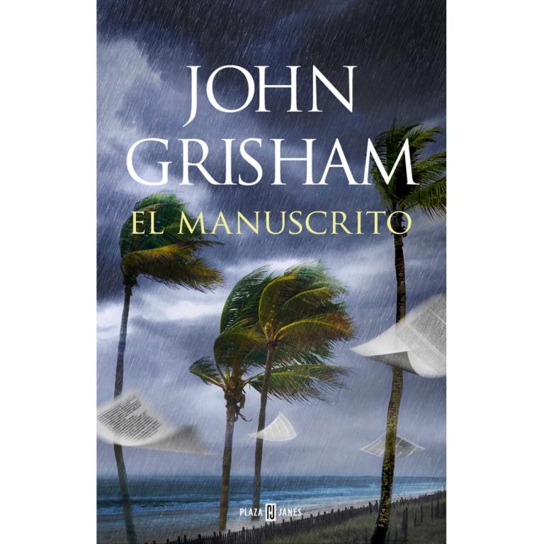 EL MANUSCRITO - GRISHAM JOHN