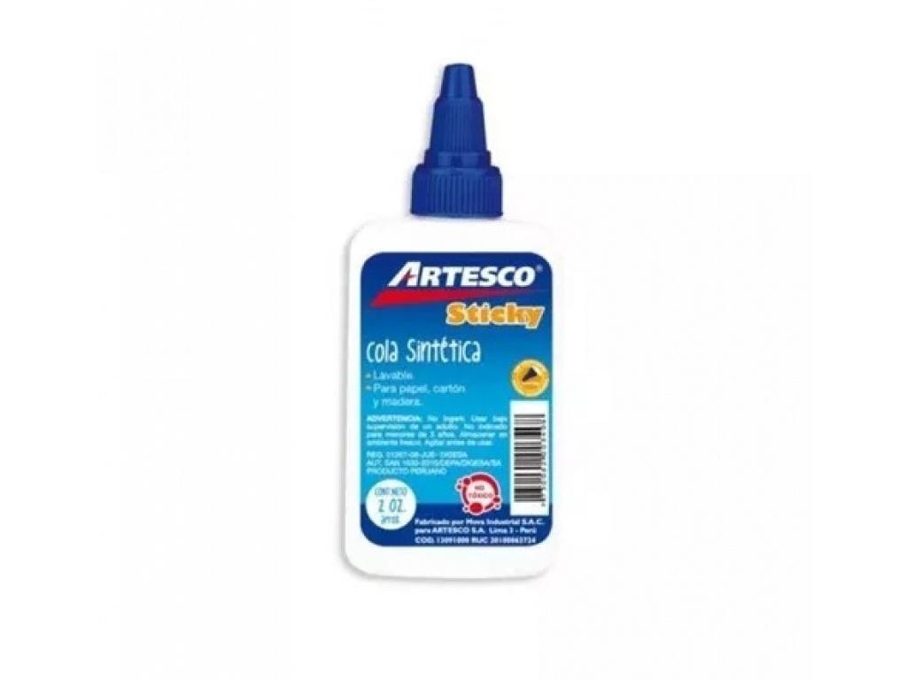 Artesco Cola Vinilica Adhesivo 60 Ml