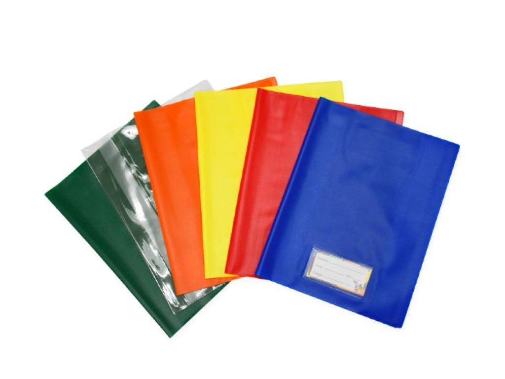 Forro Pvc Cuaderno varios colores