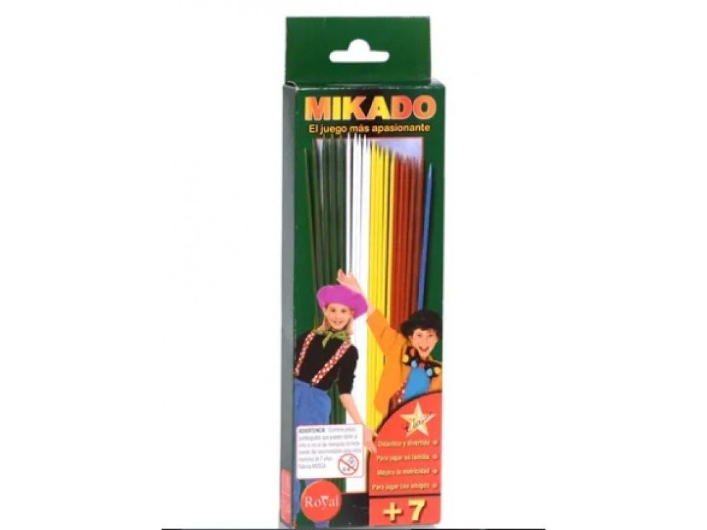 Mikado Caja Carton Royal