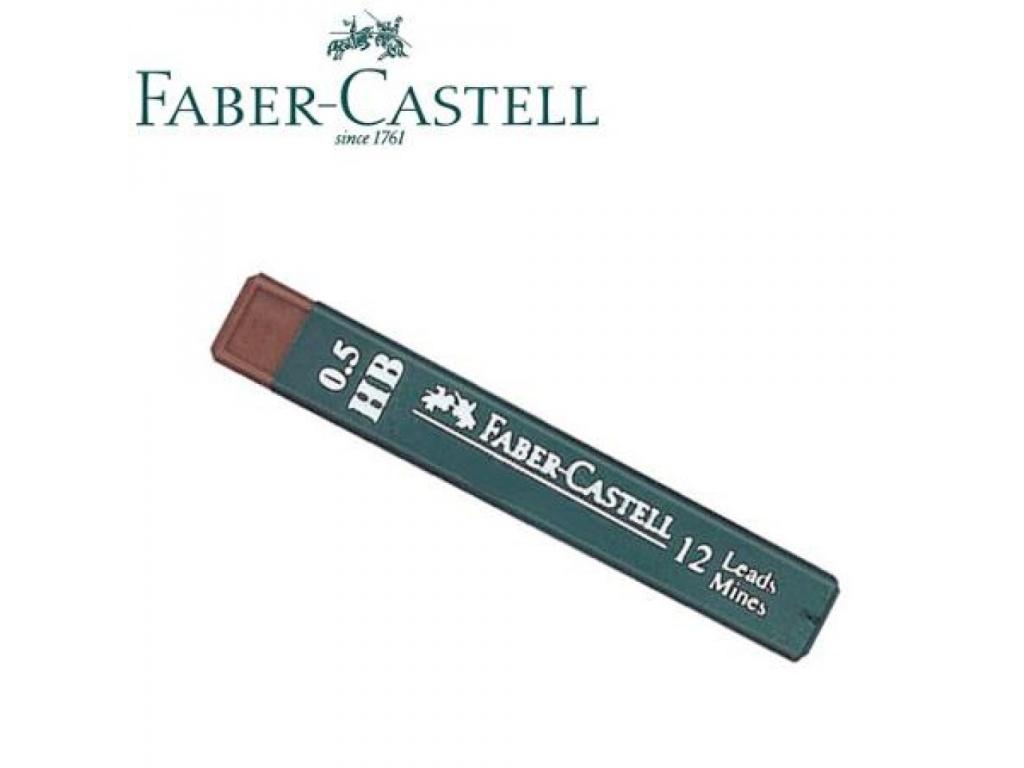 Minas Faber Castell  0.5 Mm