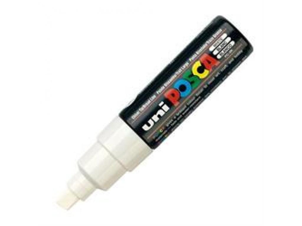 Marcador Uni Posca 8MM Blanco