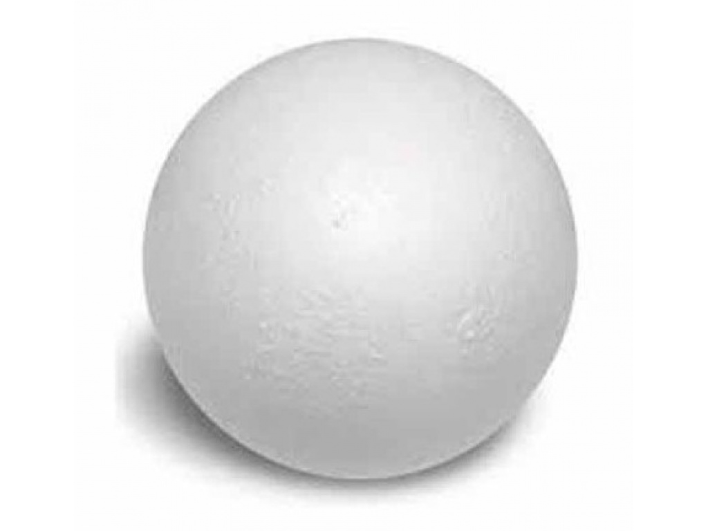 Esfera de Espuma Plast  3CM