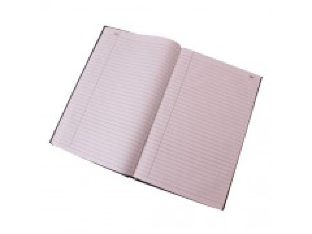 Libreton Rayado Actas Tapa Dura 180 Folios Oficio Travers