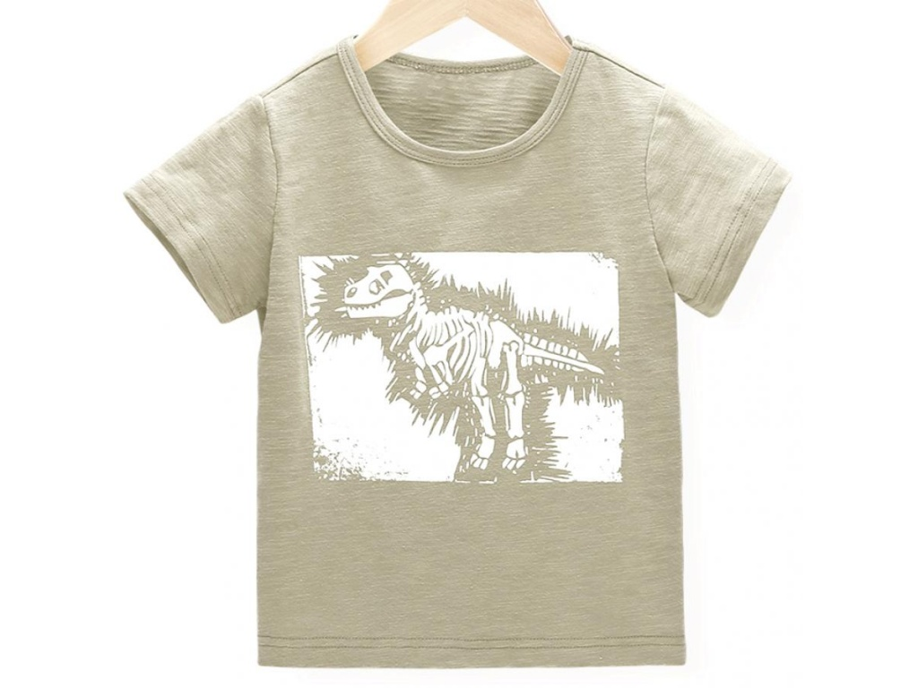 Cheraa Remera Mc Dino Rex 24M