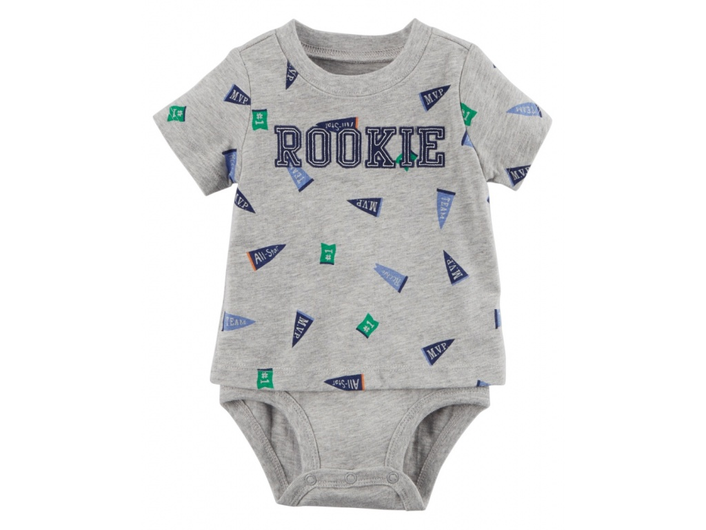 BODY CARTERS MC ROOKIE  6M